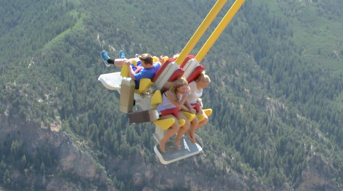Giant Canyon Swing, Colorado